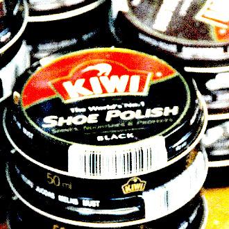 KIWI SHOE POLISH - GREAT SCOTTS HAMMERSMITH LONDON & UXBRIDGE